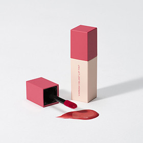 Varnish Velvet Lip Tint 03 Scarlett Pink