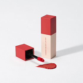 Varnish Velvet Lip Tint 01 Cherry Tomato Red